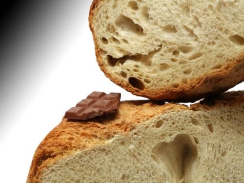 pa amb xocolata